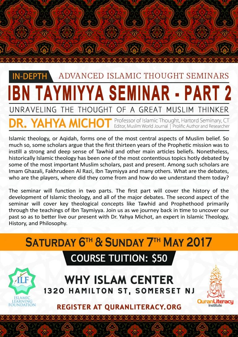 """political thinking of ibn taymiyyah """"ibn taymiyya and ibn qayyim al-jawziyya as apprehending the political thought of ibn taymiyya """"baghy in islamic law and the thinking of ibn taymiyya."""
